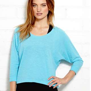 F21 Loose Fit Workout Top