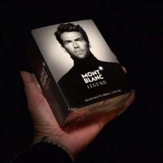 Authentic Original Mont Blanc Legend Perfume 100ml Limited Stock First Come First Served 😎👍