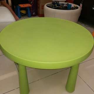 IKEA MAMMUT - Children Table