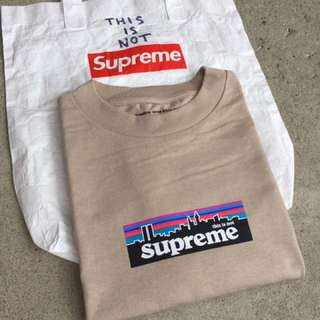 Supreme This is Not Tee