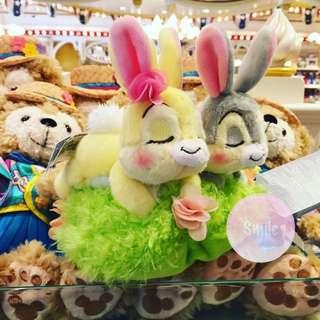 兔兔復活節公仔