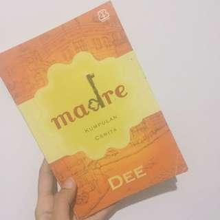 Buku Madre Dewi Dee Lestari