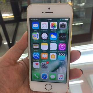 IPhone 5s 16gb gpp gold 5500 only complete
