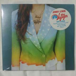 [Music Empire] Jenny Lewis - The Voyager CD Album