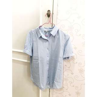 Collared Buttoned Shirt
