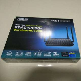 Asus Dual-Band AC1200G+ router