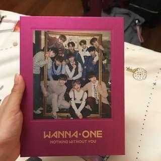 [WTS] Wanna One Album