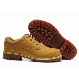 timberland 天伯倫 低幫經典款 工作鞋 38-44碼 G16018