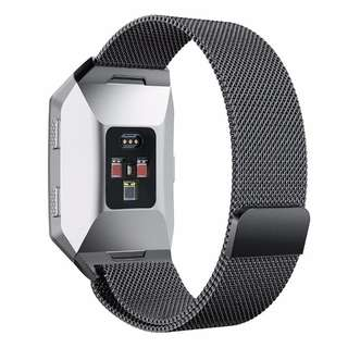 Instock Space grey Jansin Fitbit Ionic Strap