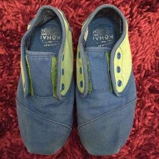 Sepatu anak merk KOHAI original size 34