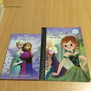 Disney Princess Story Books