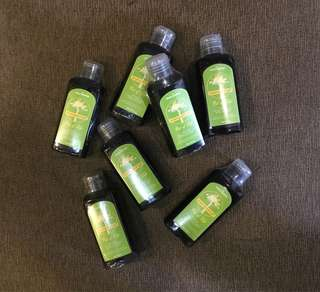 Malunggay Oil and Lemongrass Oil