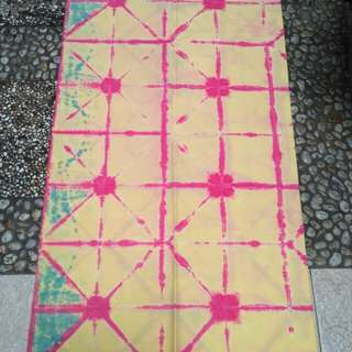 Shibori handmade