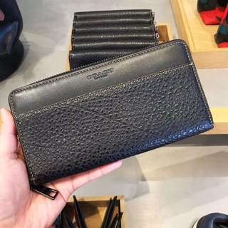 Coach Accordian Wallet