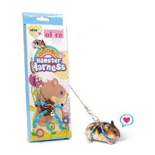 Hamster harness