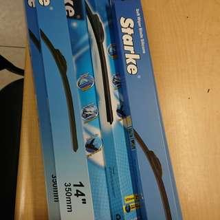 STARKE soft silicon wiper blade
