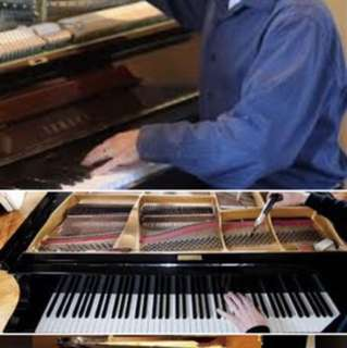 Specialist in piano tuning ,repairing& selling new & used piano.