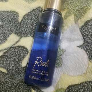 Victoria's Secret Fragrance Mist in Rush
