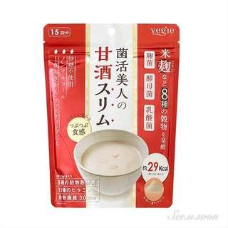 🇯🇵菌活美人 甘酒美容飲 日本瘦身減重法寶