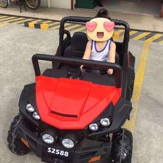 ATV Golf Kart Kidde Car