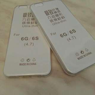Apple iPhone 6 / 6s /7 /8 手機軟膠套