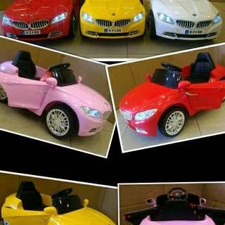 Electric Car BMW