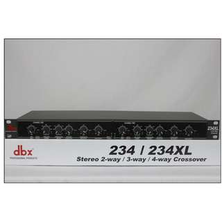 DBX Professional Crossover For Sale
