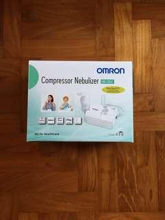 Omron Compressor Nebulizer Machine
