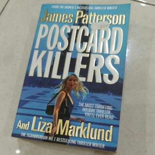 [Novel] Postcard Killers-James Patterson