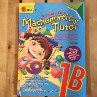 BN Casco P1 Mathematics Tutor 1B