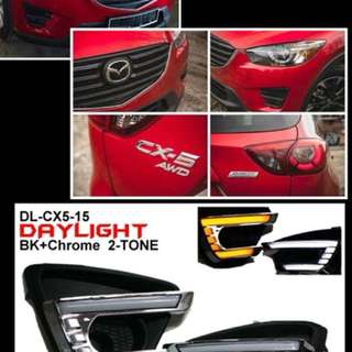 cx5 daylight