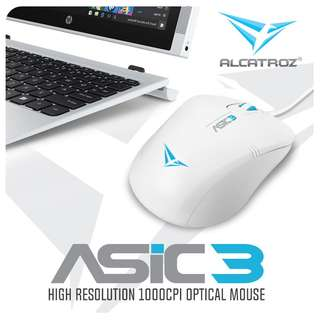 [PO] Alcatroz Asic3 Wired Mouse