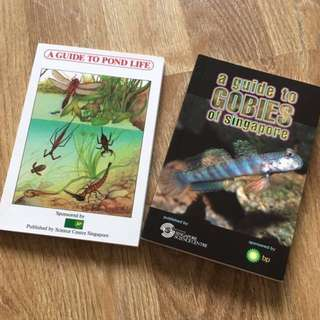 BN Science Books - A Guide to Pond Life / Gobies