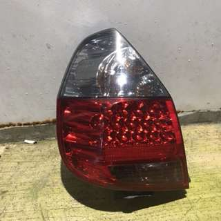 Honda GD1 / GD 3 Smokey Left Tail Light