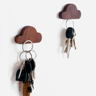 2pcs Nordic Magnetic Key Holders (4 different designs)