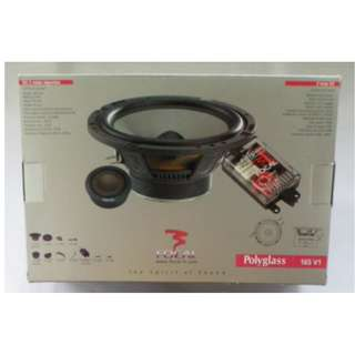 Old Model Focal Car Component Set Speaker For Sale