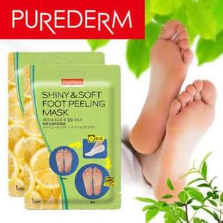 Purederm Foot Mask