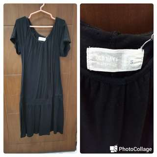 Maternity Dress from Old Navy (Black)