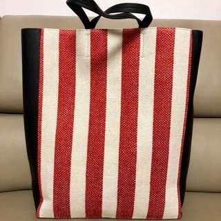 Celine tote bag 再減$400 (原價$4900)100% NEW $4900 ! cabas belt bag phantom