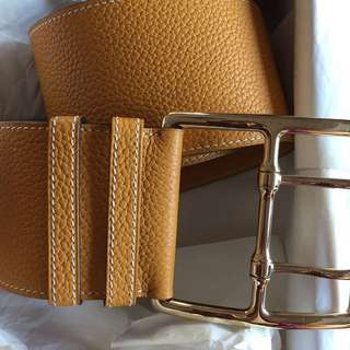 Hermes belt (95% new)