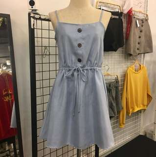Baby blue dress (back by popular demand)