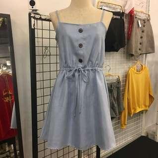 Baby blue dress (back by popular demand)