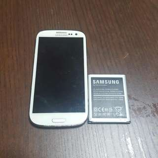 Samsung Galaxy S3 (Functioning)