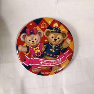 迪士尼襟章 Disney pins Duffy and Stella Lou