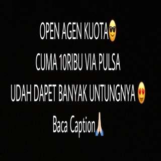 Open Agen kuota