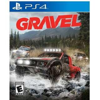 (PS4)GRAVEL