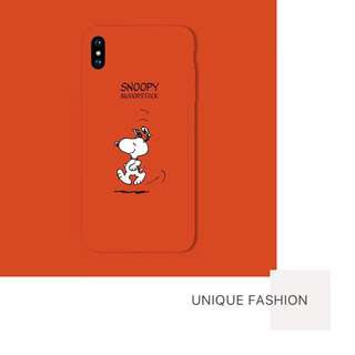 Snoopy IPhone6/6s/6plus/6splus/7/7plus/8/8plus/X case代購 包平郵