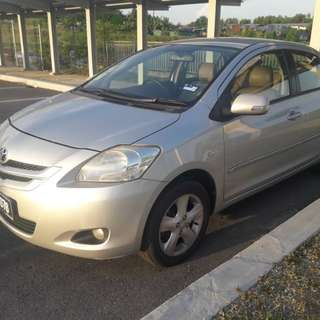 TOYOTA VIOS 1.5G FOR SALE (WITH ORIGINAL SPAREPARTS!)
