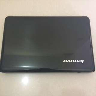 i5 Lenovo IdeaPad Z360 School/Work Laptop + 500GB + 4GB DDR3 RAM + Intel(R) HD Graphics + Free MS Office