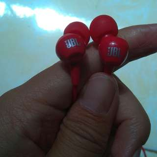 JBL earphone ASLI